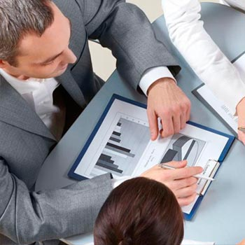 Consultoría financiera. Implementación de modelos financieros